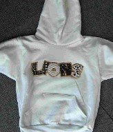 Applique Hoodie - Click for detail